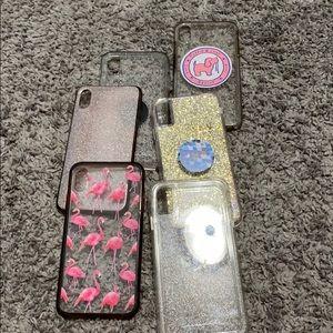 Iphone max cases